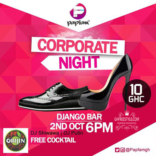 Corporate Night @ Django Bar