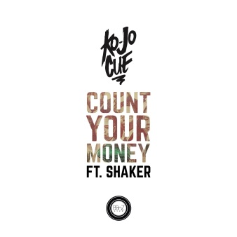 Ko-Jo Cue - Count Your Money Artwork