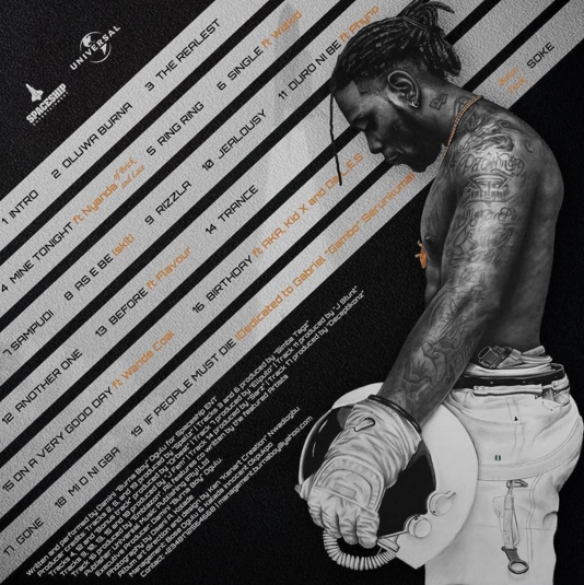 Burna Boy ft Phyno - Duro Ni Be (Ghfreestyle.com) ghf